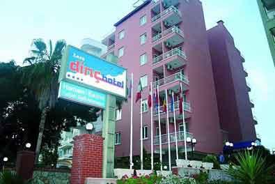 هتل لارا دینچ آنتالیا
