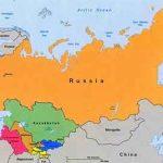 جمعیت کشور روسیه
