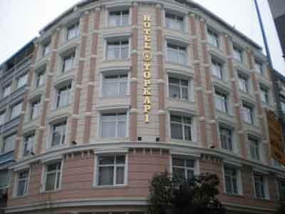 تور استانبول هتل 3 ستاره