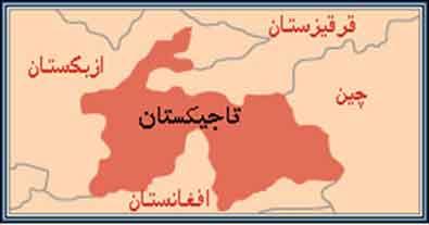پایتحت کشور تاجیکستان