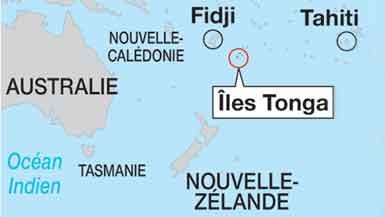 پایتخت کشور تونگا