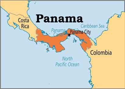 پایتخت کشور پاناما