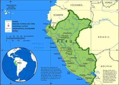 پایتخت کشور پرو