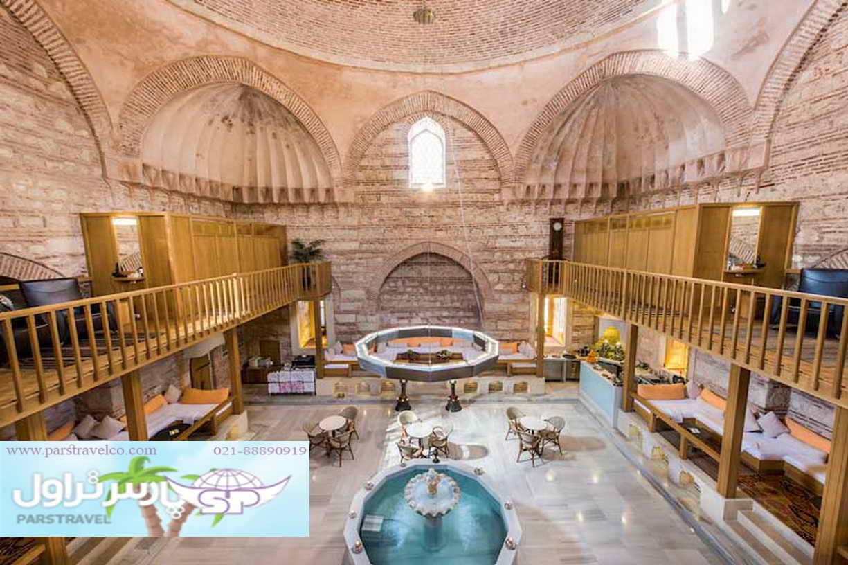 حمام های سنتی ترکیه دلایل سفر به ترکیه (قسمت دوم) ،
