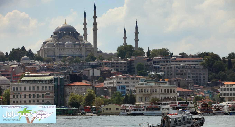 عجایب ترکیه و استانبول
