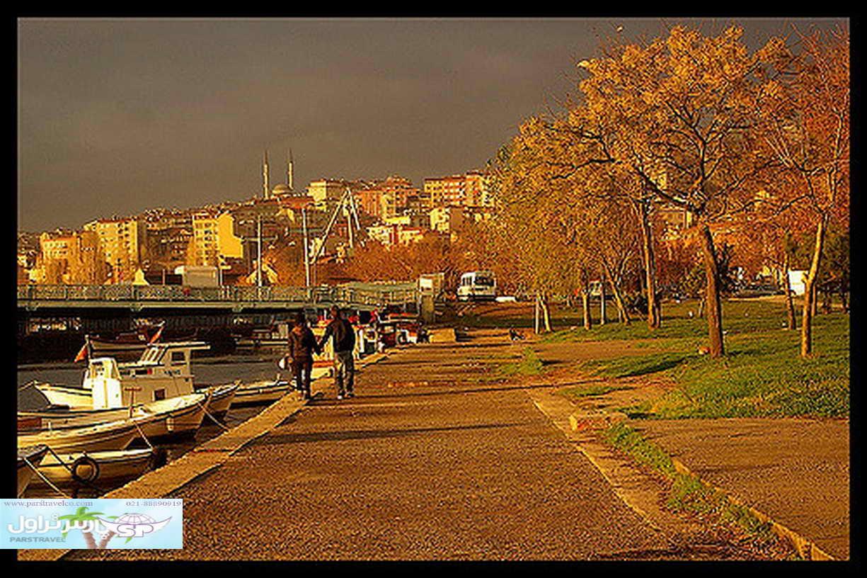سفری پاییزی به استانبول با تور استانبول پارس تراول