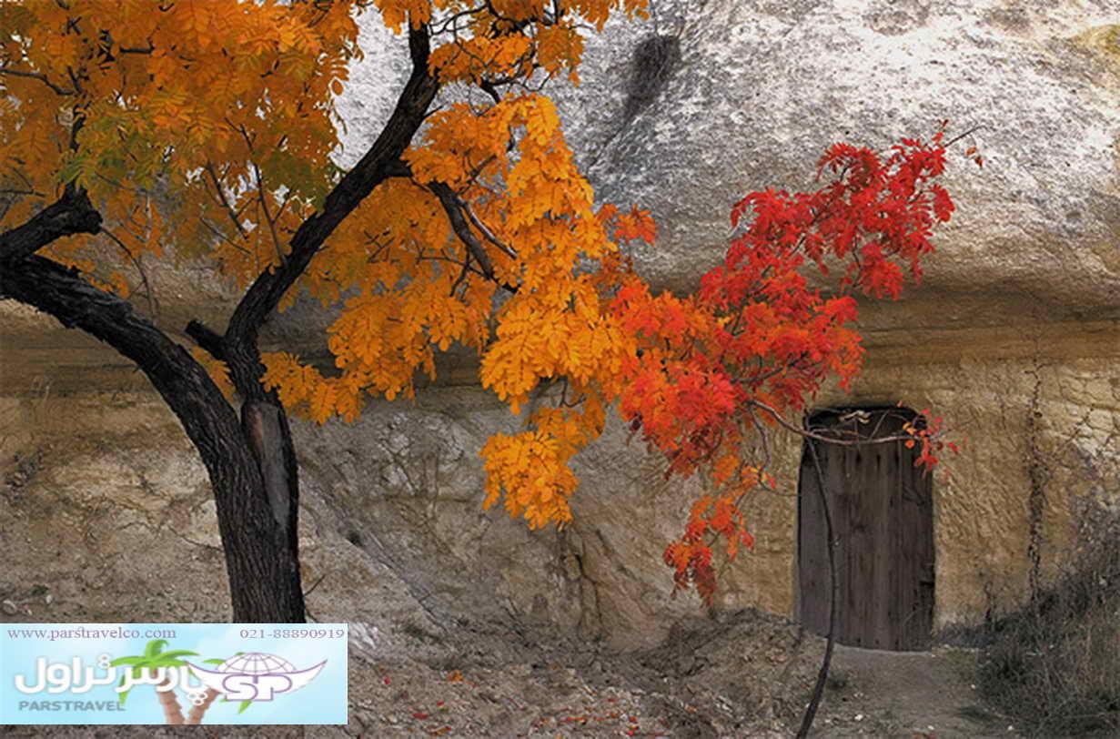 تور استانبول پاییزی با پارس تراول