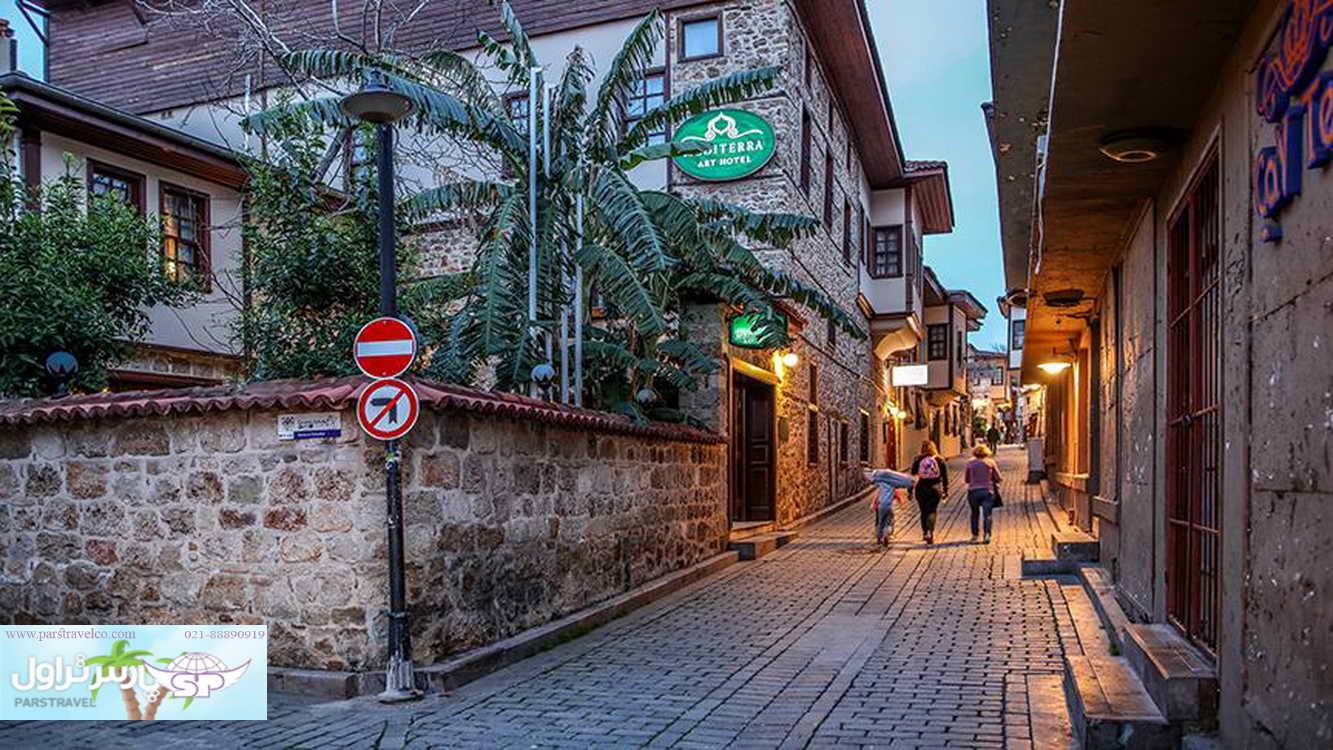 دهکده قدیمی