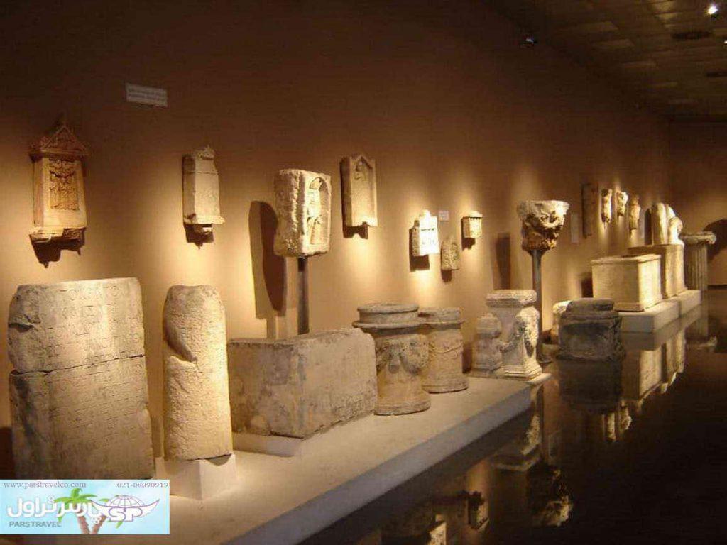 موزه های استانبول :باستان شناسی
