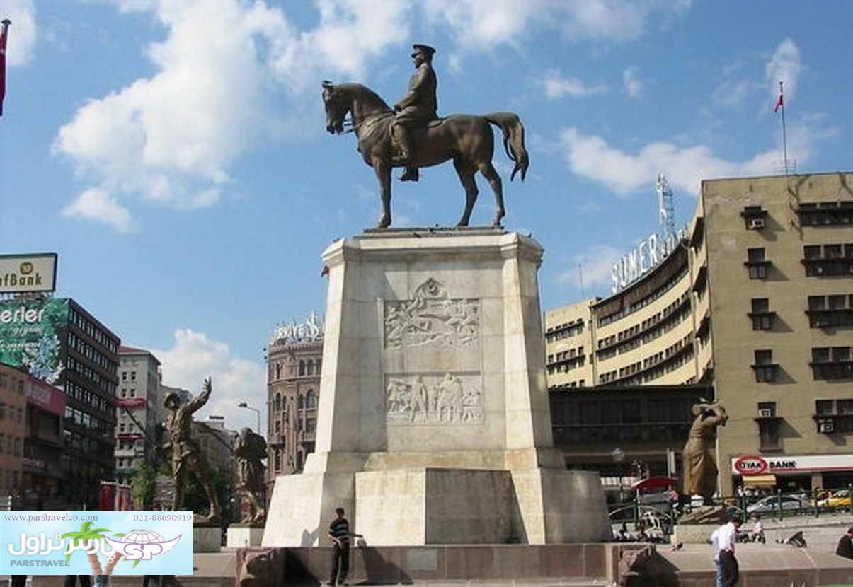 موزه های آنکارا ترکیه