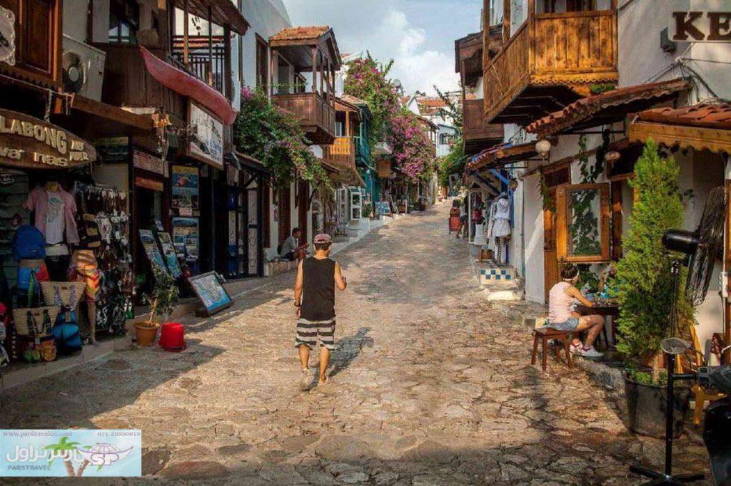 بهترین تور ترکیه و سفر به آنتالیا : سفر به آنتالیا با پارس تراول