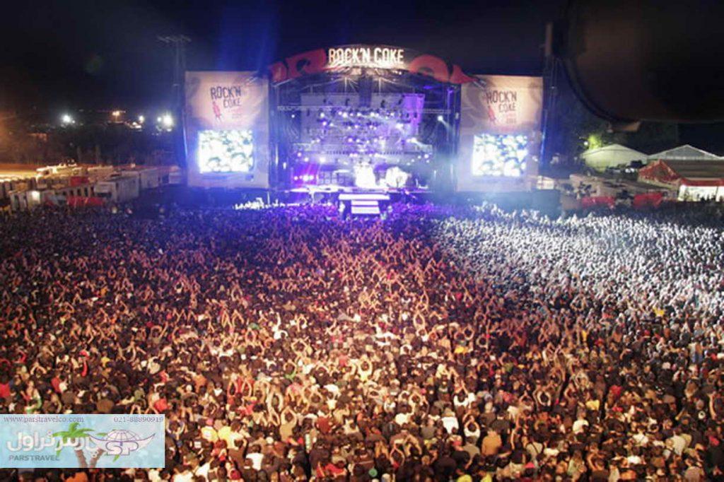 جشن ها و جشنواره های آنکارا