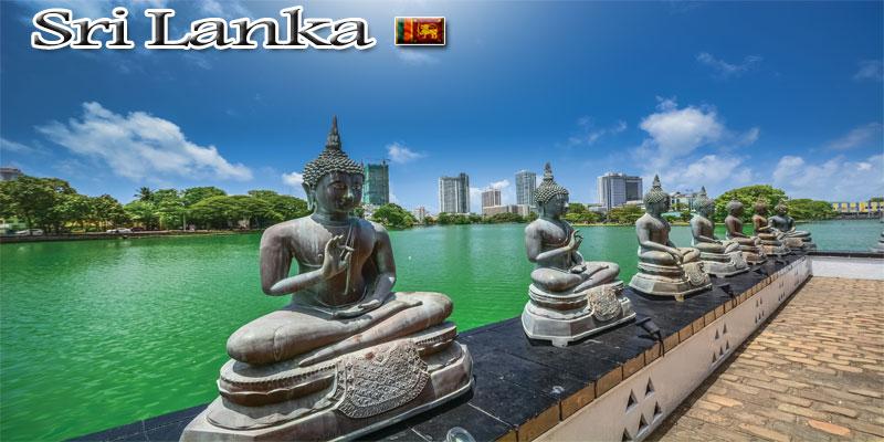 رزرو هتل در سریلانکا