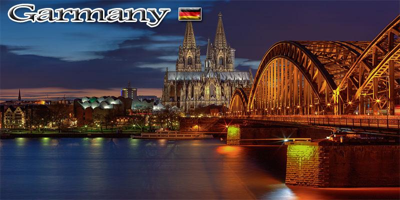 رزرو هتل در آلمان