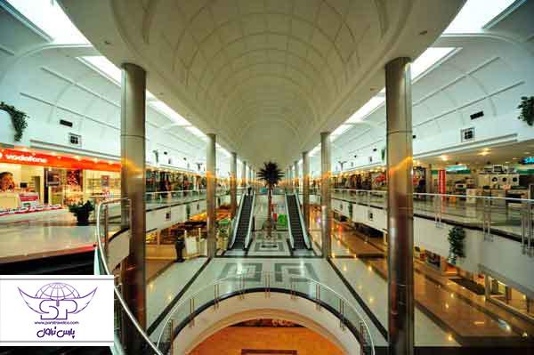 مرکز خرید Ankuva در آنکارا-پارس تراول