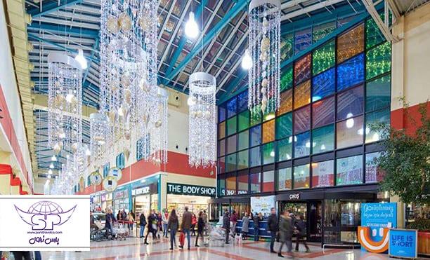 مرکز خرید Bilkent Plaza در آنکارا