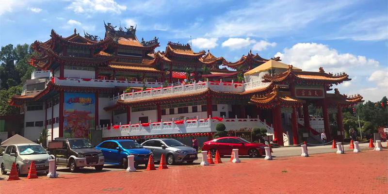 تور مالزی -معبد تین هو