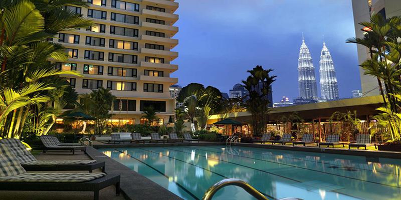 تور مالزی هتل فدرال-رزرو تور مالزی هتل فدرال