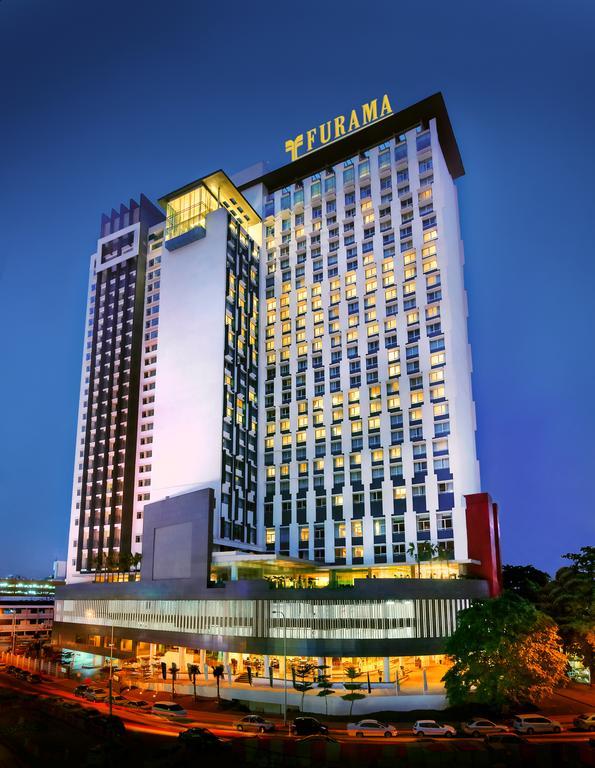 تور مالزی هتل فورما-رزرو تور مالزی هتل فورما