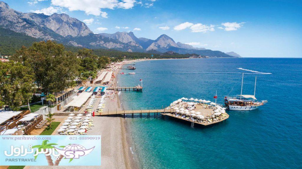 بهترین تور ترکیه و سفر به آنتالیا
