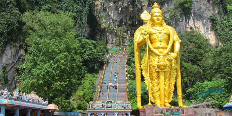 تور مالزی معبد هندوها