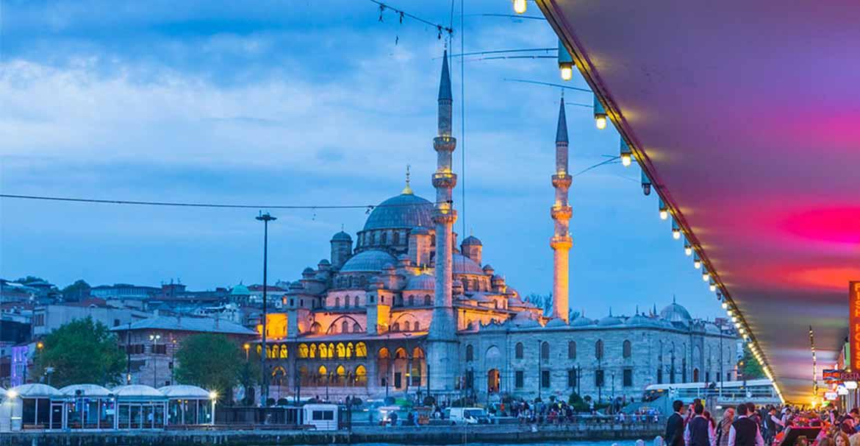 تور استانبول ارزان پارس تراول