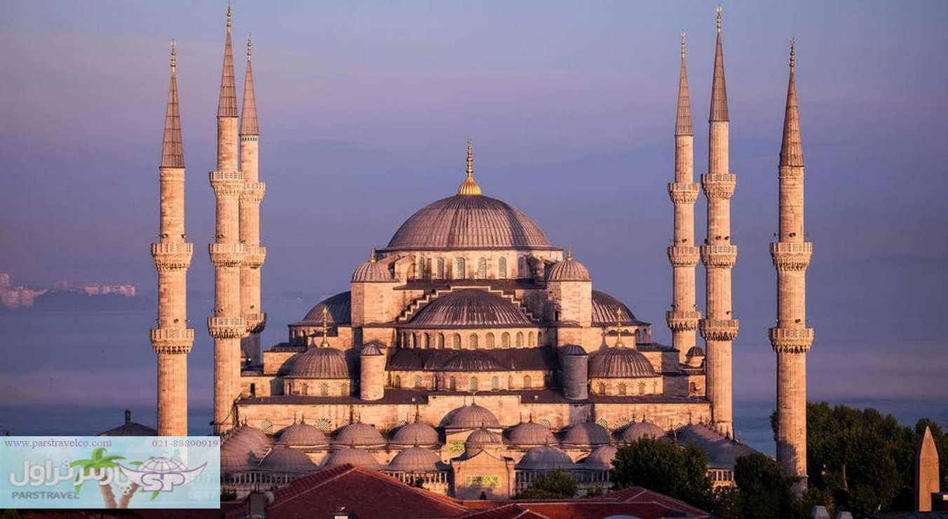 تور استانبول ارزون