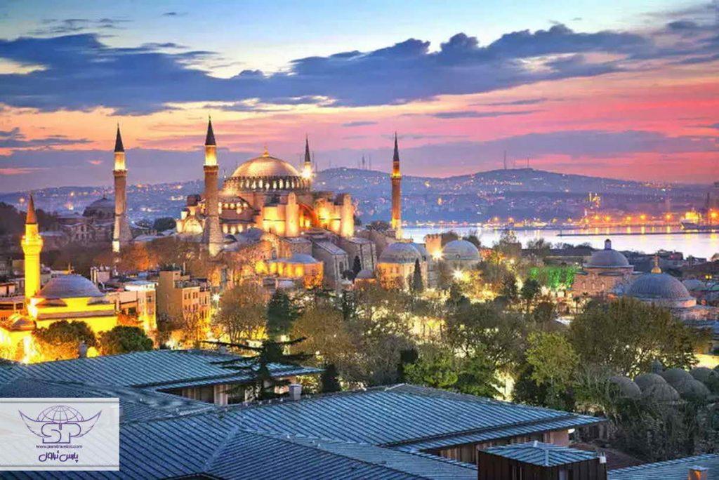 سفر بی دغدغه به استانبول 1