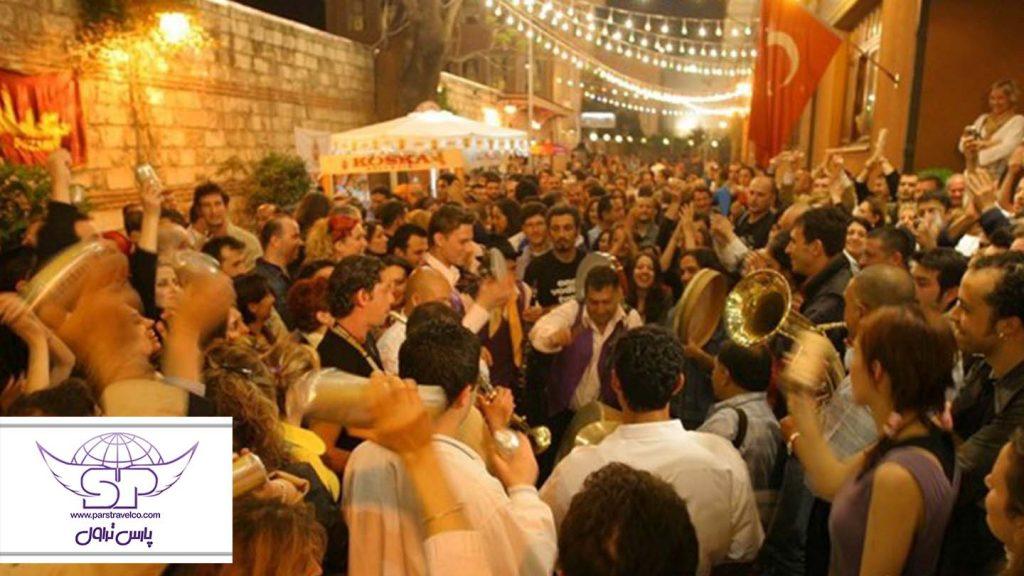 جشنواره های بهاره استانبول را از دست ندهید!