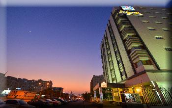تور هتل بست وسترن عمان