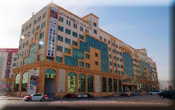 تور عمان هتل سیتی سیزون