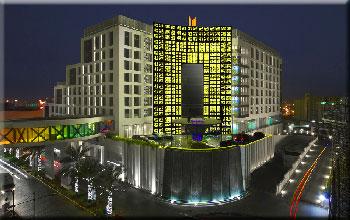 تورهای عمان هتل ملینیوم