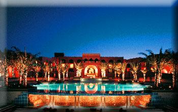 تور عمان هتل شانگریلا