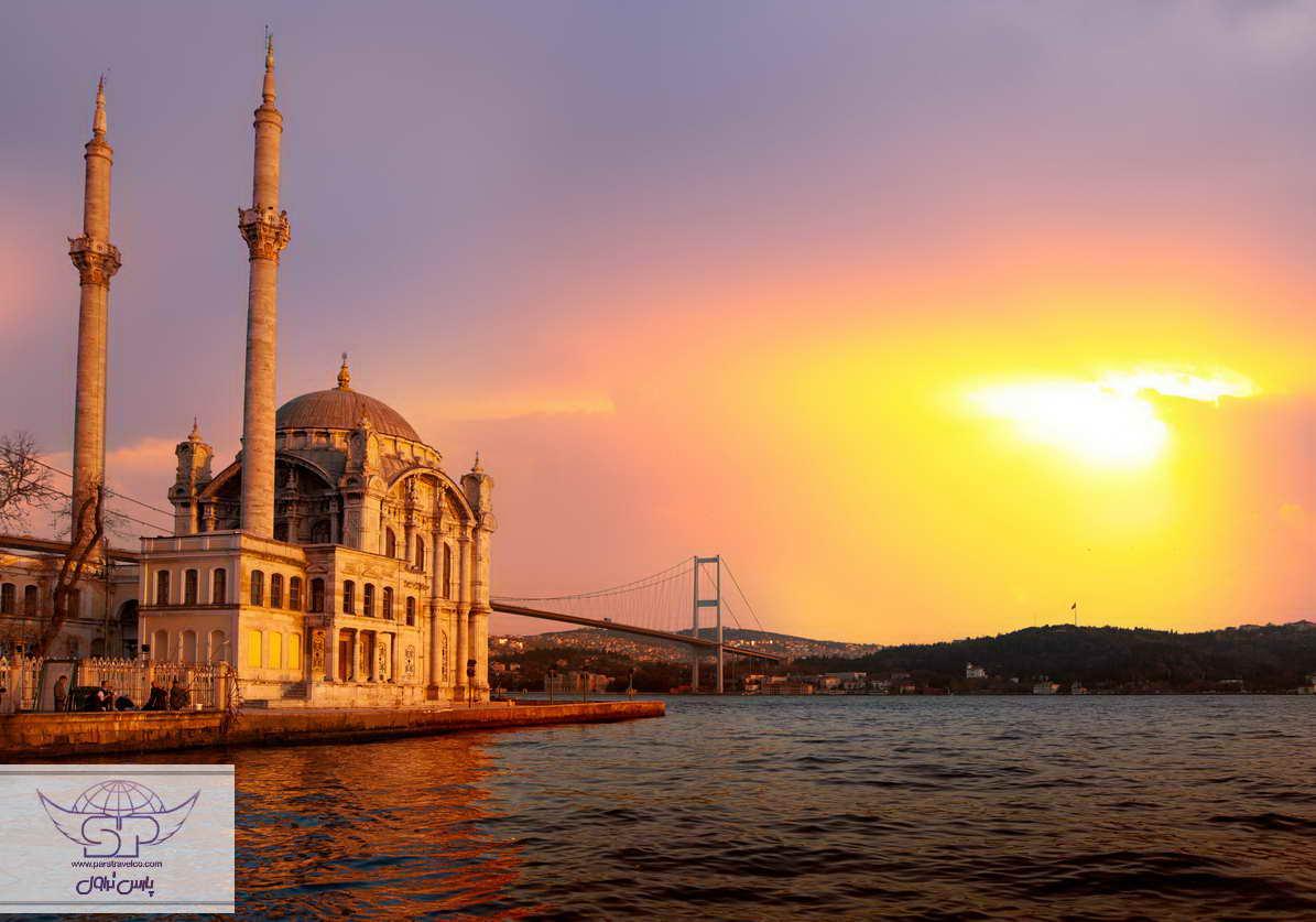 تور استانبول ارزان نوروزی