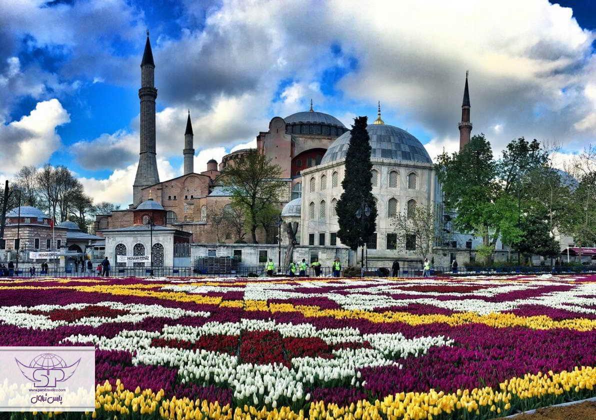 تور استانبول بهاری