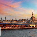 تور استانبول نوروزی 98 ارزان