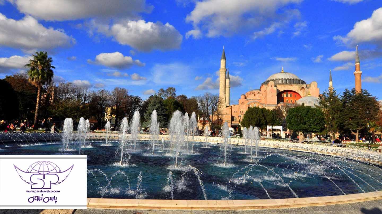 سفر استانبول در بهار