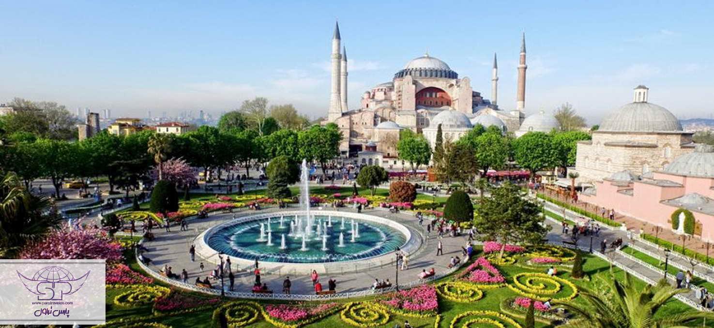 سفر بهاری به ترکیه