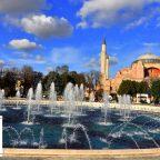 سفر به استانبول در بهار