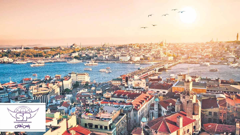 تجربه ی به یاد ماندنی با تور استانبول